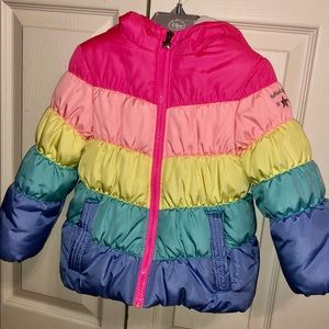 Girls 4T Oshkosh Winter Coat